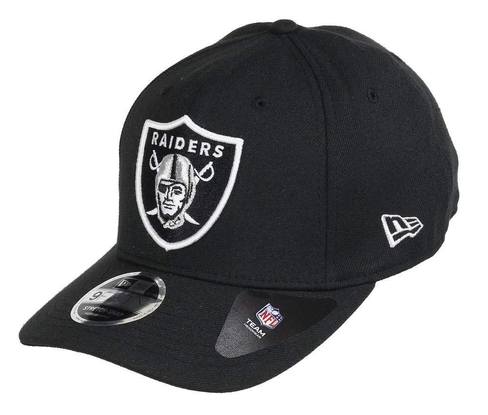 New Era 9FIFTY NFL Stretch Snap Oakland Raiders Cap