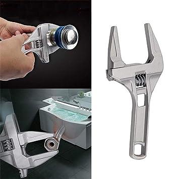 Verstellbarer Schlüssel 16-68 mm Rollgabelschlüssel für Werkstatt Home Reparatur