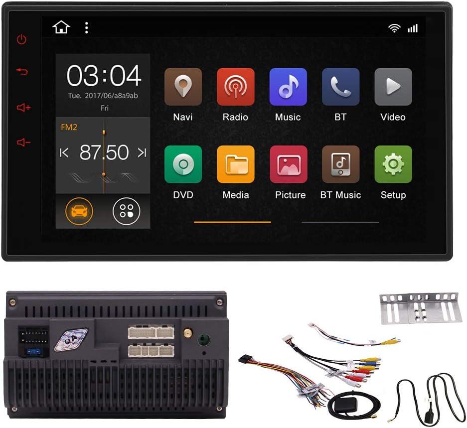 EINCAR Radio Auto Android 7.1 Radio de Coche EST¨¦REO Doble DIN no ...