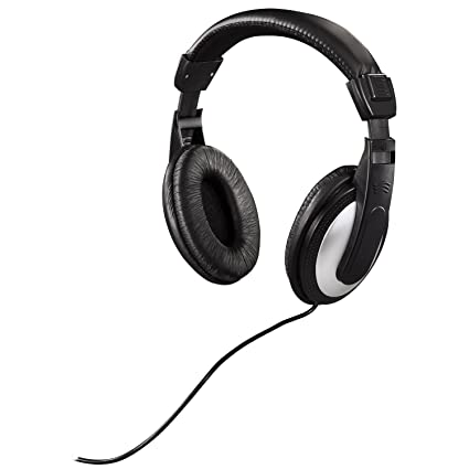 f0176707b18 Ex-Pro® TV/Hi-Fi Over-Ear Stereo Neodymium Headphones: Amazon.co.uk:  Electronics