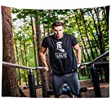 Westlake Art - Wall Hanging Tapestry - Man Male - Photography Home Decor Living Room - 26x36in