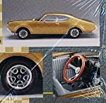 1969 Olds W-30 4-4-2 1:25th Model Kit (2002 Release) from AMT / RC Ertl