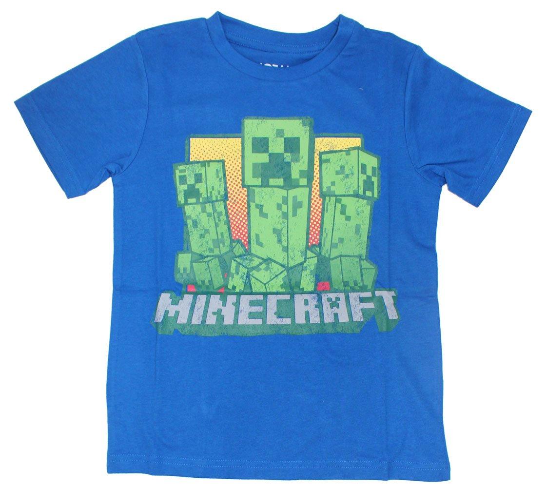 Minecraft - T-Shirt - Ragazzo