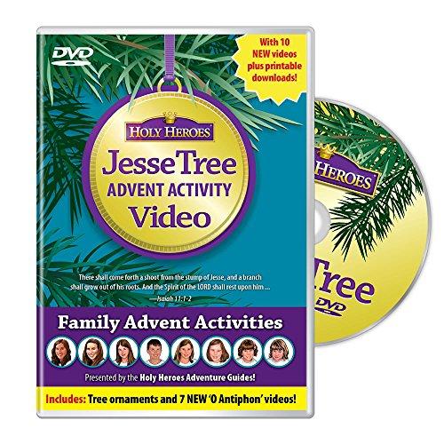 Holy Heroes Advent Jesse Tree (Jesse Tree Catholic)