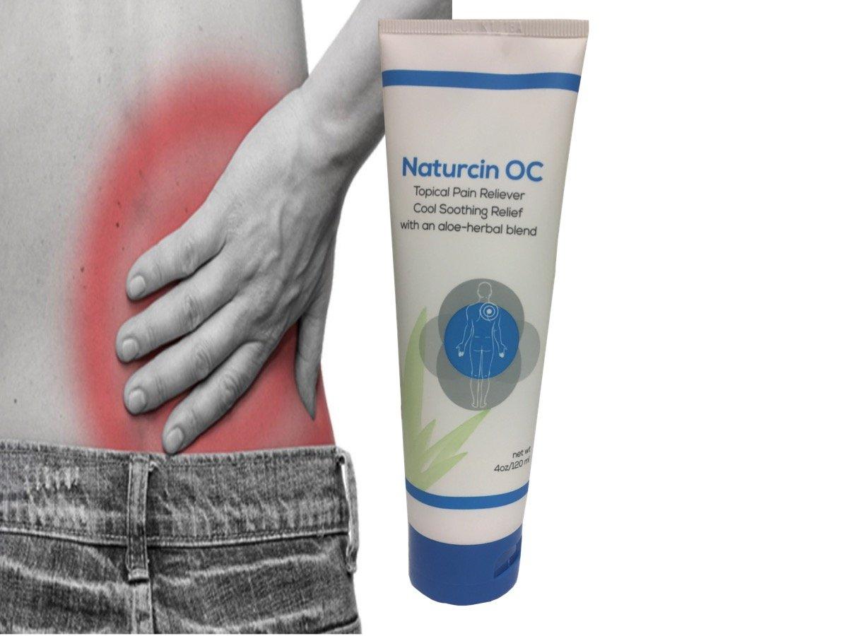 Amazon.com: naturcin-oc alivio del dolor crema para dolores ...