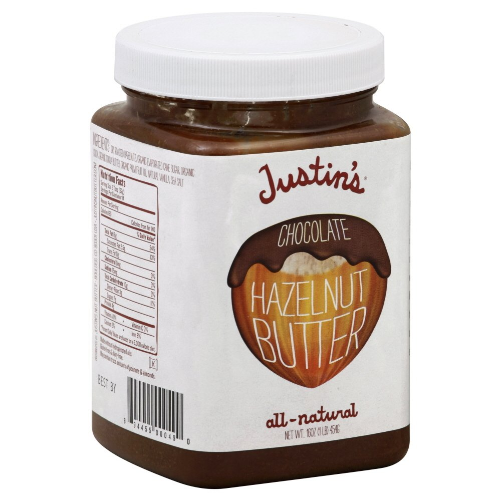 Nut Butter Hzlnut Choc Natural (Pack of 6) - Pack Of 6