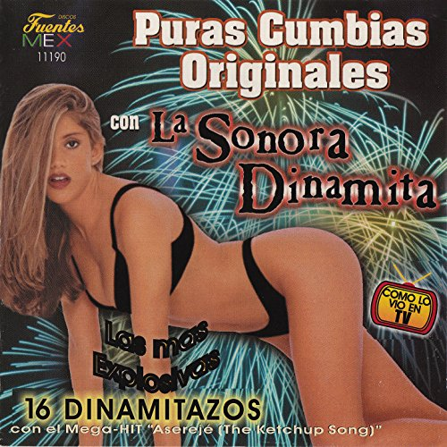 40 Cumbias Dinamita de Mi Sonora by Mi Sonora on Amazon Music - Amazon.com