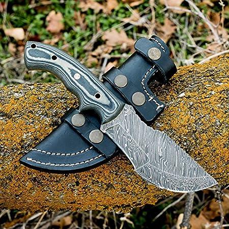 Amazon.com: forseti Acero Ironside Handmade Acero de Damasco ...