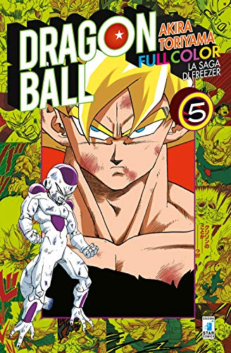 La saga di Freezer. Dragon Ball full color: 5 por Akira Toriyama,M. Riminucci