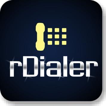 RDIALER SIP SOFTPHONE DIALER