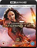 The Hunger Games: Catching Fire 4K [Blu-ray] [2016]