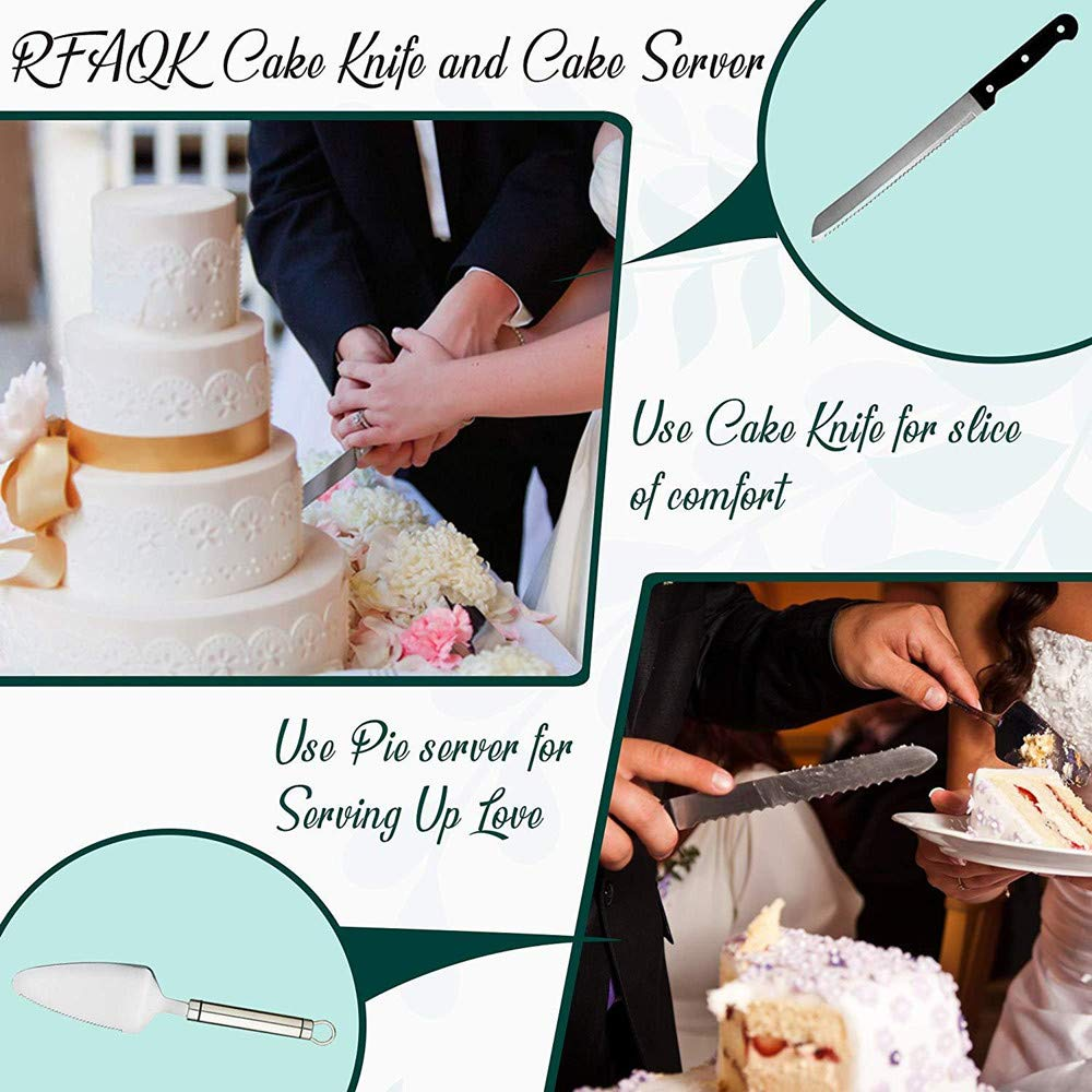 LXQ Decorating Equipment / 124 Pieces of Cake Decoration Cake Decoration Set Baking Supplies with Non-Slip Turntable Bracket / 48 Cake Decoration Head by LXQ (Image #7)
