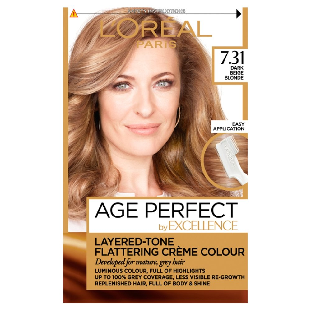 L'Oreal Excellence Age Perfect 10.13 Very Light Ivory Blonde Hair Dye L' Oréal Paris 3600522864363