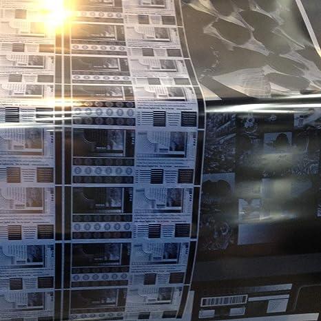 """Rolls Waterproof Inkjet Film Transparency  13/"""" x 100/' 4 5 MIL"""