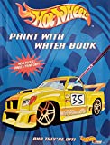 hot wheel water - Hot Wheels Paint with Water Book - And They're Off
