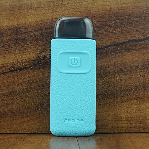ModShield for Aspire Breeze Silicone Case ByJojo Cover Shield Skin Wrap (Teal)