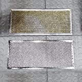 AMI PARTS W10208631A Filter Aluminum Mesh Microwave