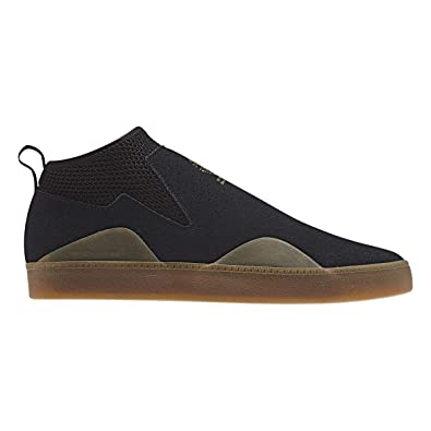 Adidas originaler 3ST. 002 Primeknit sko Adidas   Adidas          adidas 3ST.002 Slip On Mid Skate Shoe (11