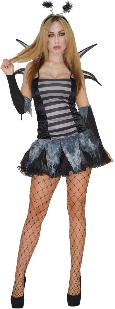 Disfraces para Halloween de zombi, esqueleto, novia zombie, abeja o presidiaria: Amazon.es: Juguetes y juegos