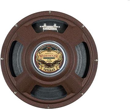 "G10C//S American Vintage 75w 10/"" Guitar Speaker 8ohm WGS"
