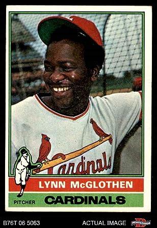 1979 Topps #323 Lynn McGlothen Chicago Cubs