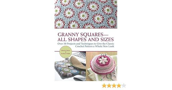 LEISURE ARTS Granny Squares Reimagined