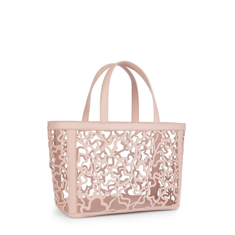 Tous Womens 895890271 Tote Bag, Pink