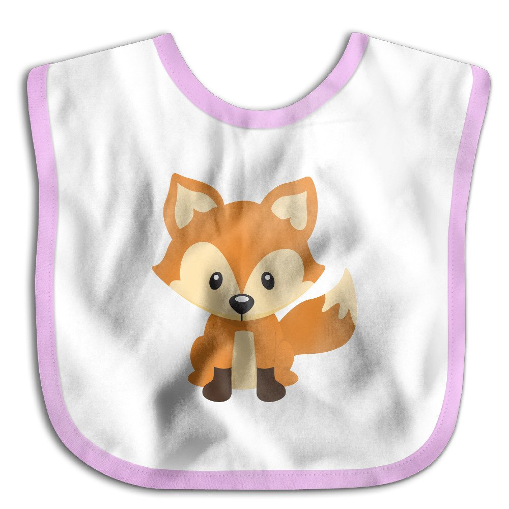MGDBB Kids' Burp Cloths Gifts Cartoon Fox Teething Bibs