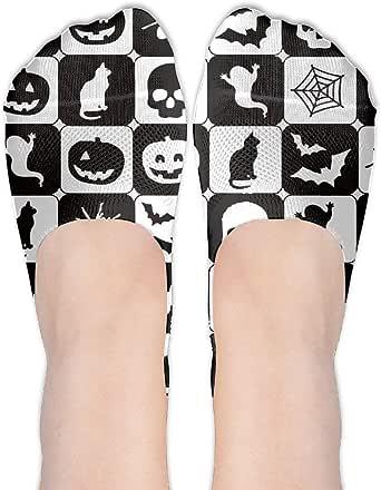 Calcetines de tobillo para mujer, estilo casual, de