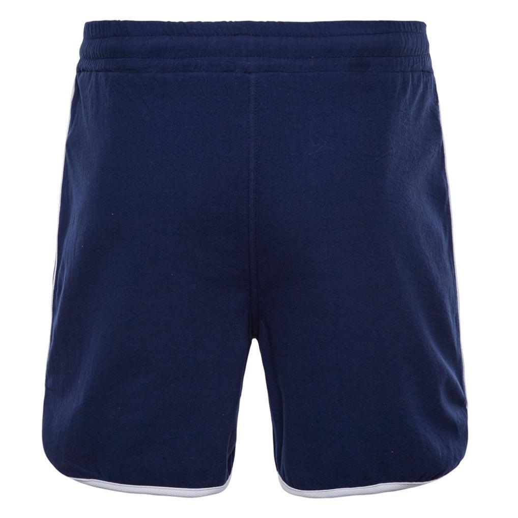LuckyGirls Pantalones Casuales Cortos Hombre Chandal Originales Respirable Suelto Gimnasio Running Pantalón Ropa Deportiva Streetwear: Amazon.es: Ropa y ...