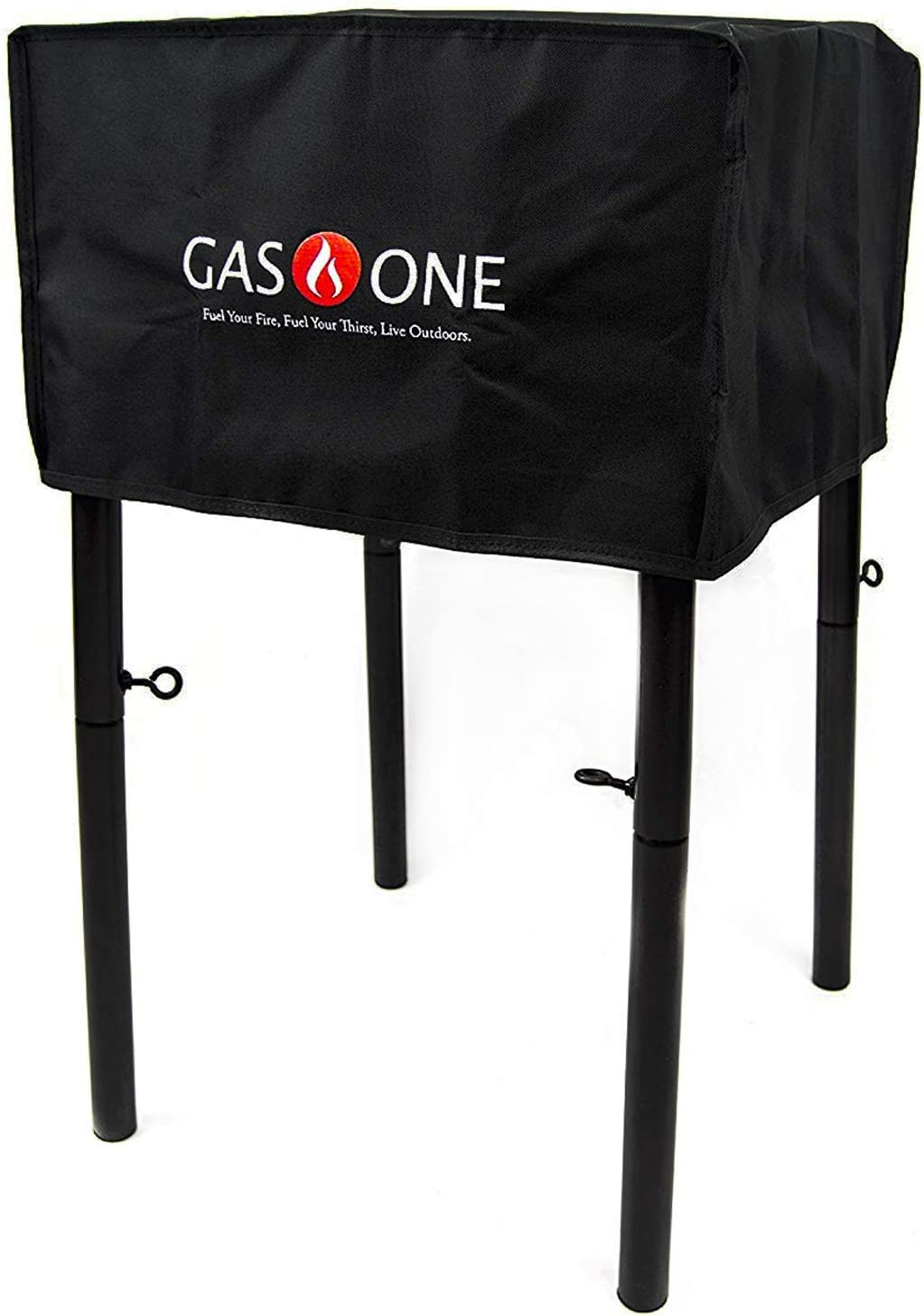 GasOne Single Burner Patio Cover Weather & Dust Resistance Cover for All Single Propane Burner