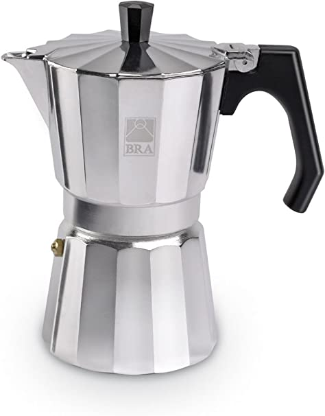 BRA Cafetera 3 T Luxe 2 170571: Amazon.es: Hogar
