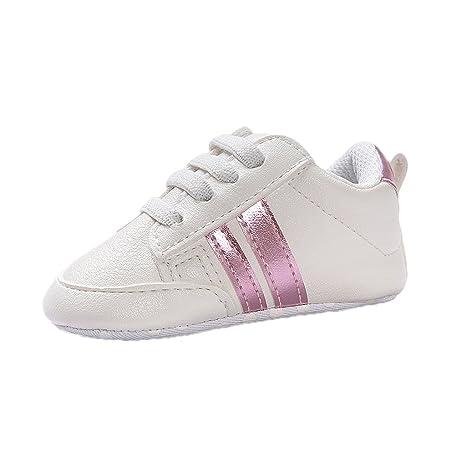 1 Par Zapatos para Cuna Antideslizantes Fondo Suave Niños Pequeños ...