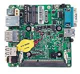 Jetway NU91 SBC NUC Board Intel Celeron N2930 Quad-Core SoC (Bay trail) 1.83GHz