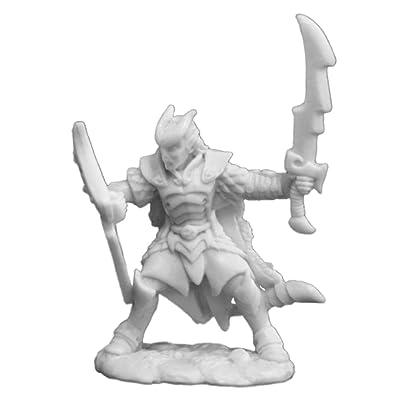 Reaper Vaeloth, Helborn Paladin (1) Miniature: Toys & Games