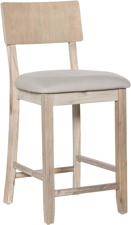 Fullwatt 2 PCS PU Leather Adjustable Barstools Chairs Adjustable Swivel Bar Stools Kitchen Counter Top Black