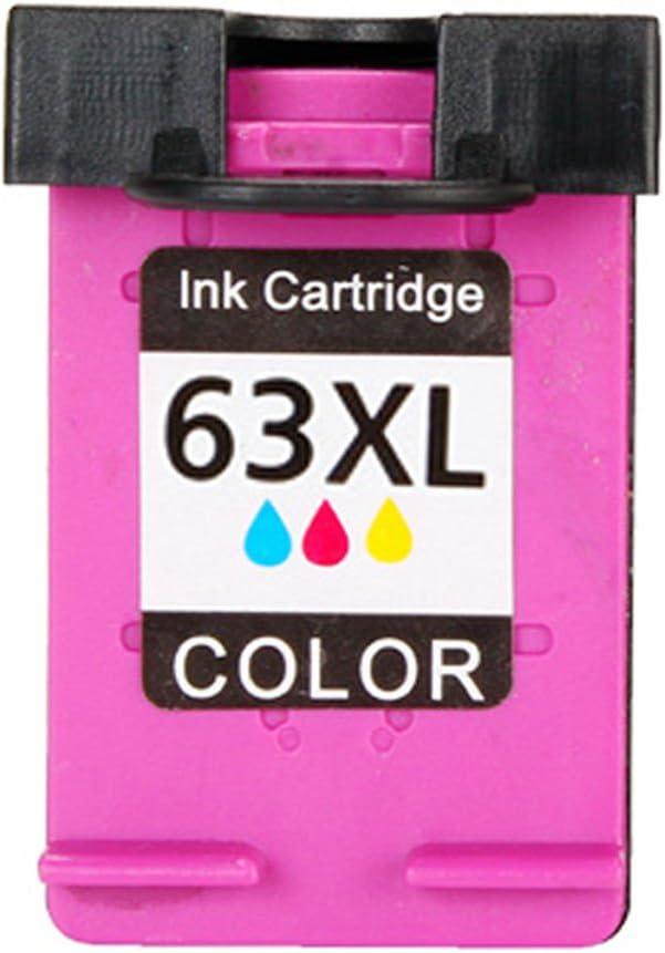 Amazon.com: j2ink 2 Pack # 63 XL Color cartuchos de tinta ...