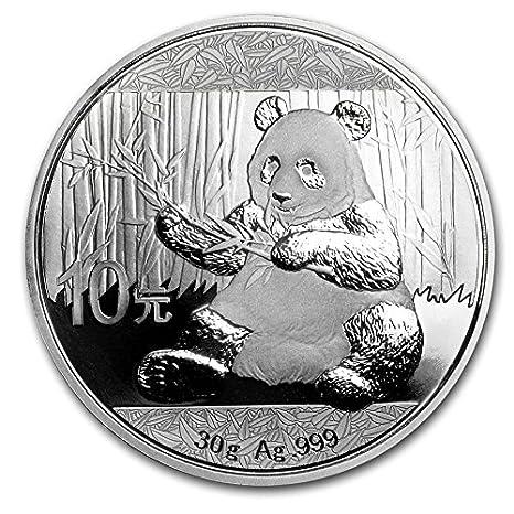 Five BU in Original Capsule 5 Coins 2019 China Silver Panda 30 g 10 Yuan