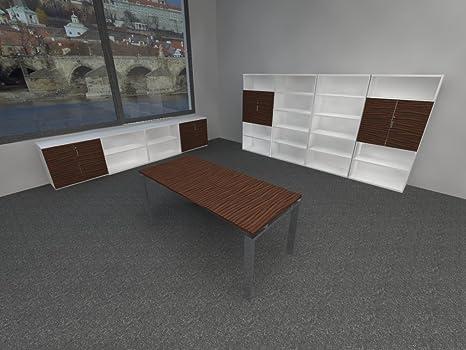 Ufficio Di Design : Tavolo da ufficio di design 180 x 80 cm. noce : amazon.it