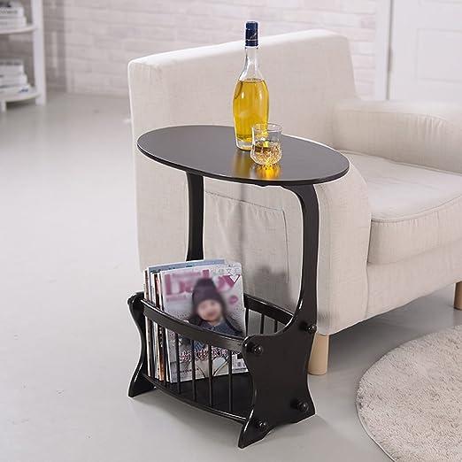 Attraktiv Amazon.de: SUBBYE Wohnzimmer Schlafzimmer Nachttisch Nordic Runde  Couchtisch Einfache Mini Sofa Ecke