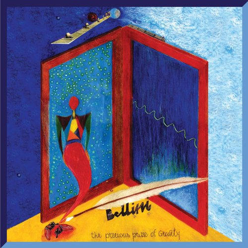 Vinilo : Bellini - The Precious Prize Of Gravity (LP Vinyl)