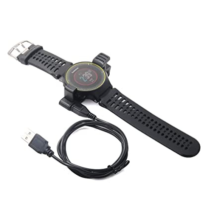 Amazon.com: Garmin Forerunner 225 Watch Charger - Feskio ...