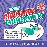 Draw Christmas Thumbprints, , 1570540039