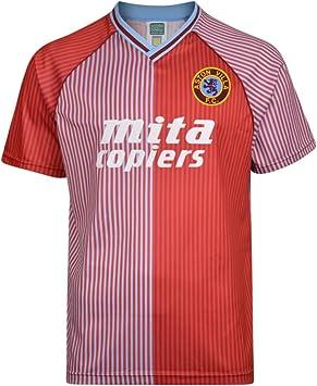 Aston Villa 1988 Home Shirt