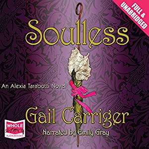 Soulless Audiobook