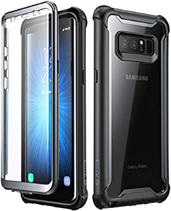 i-Blason Funda Galaxy Note 8 [Ares] 360 Grados Carcasa Completa ...