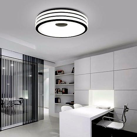 XHOPOS HOME de luz dormitorio Lámparas techo minimalista AR345jL