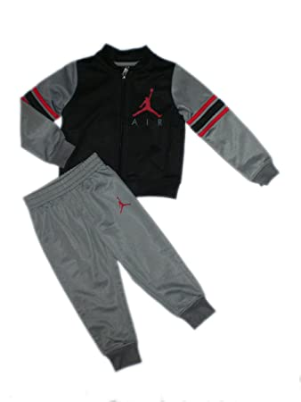 87e617a6ff6 Image Unavailable. Image not available for. Color: Nike Jordan Jumpman Boy Jacket  Tracksuit ...