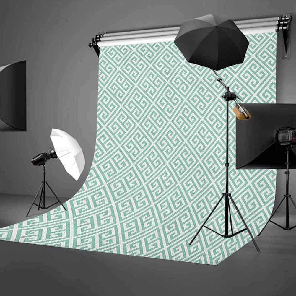 7x10 FT Vinyl Photography Background Backdrops,Honeycomb Pattern Nature Inspired Design with Monochrome Color Scheme Print Background for Child Baby Shower Photo Studio Prop Photobooth Photoshoot