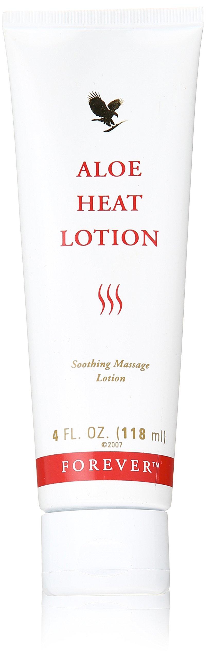 Aloe Heat Lotion (6 Pack)